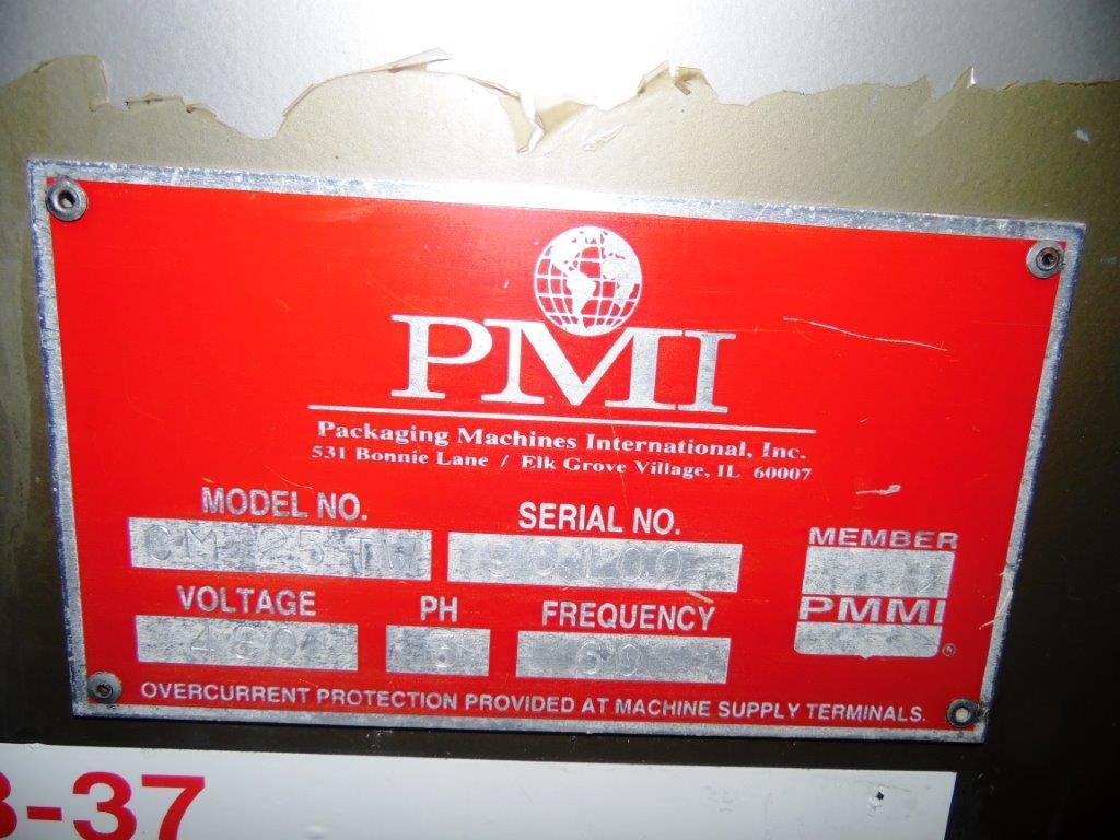 PMI Model ST 25 TW Shrink Wrapper, S/N: 96100 | Load Fee: $150 - Image 6 of 6