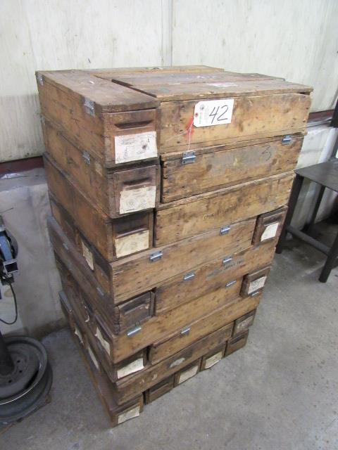 Lot 42 - Shipping Boxes/Crates