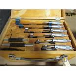 Chuan 0''-6'' Micrometer Set
