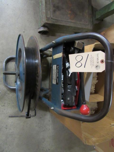 Lot 18 - Banding Cart
