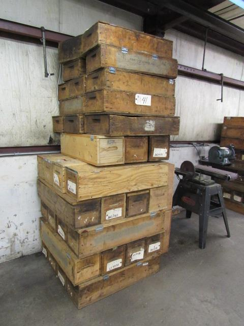 Lot 41 - Shipping Boxes/Crates