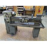 Clausing Model 5914 Engine Lathe with 13'' Swing x 36'' Center, 8'' 3-Jaw Chuck, 1.5'' Spindle Bore,