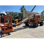 JLG 450A ARTICULATING BOOM LIFT, DIESEL POWERED, 45' PLATFORM HEIGHT, RUNS & OPERATES