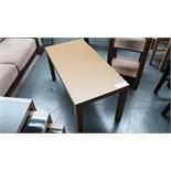 Coffee Table. Customer Returns