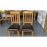 2 Julien Bowen Chairs Customer Returns
