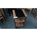 Tall Wooden Table Customer Returns