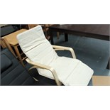 Rocking Chair. Customer Returns