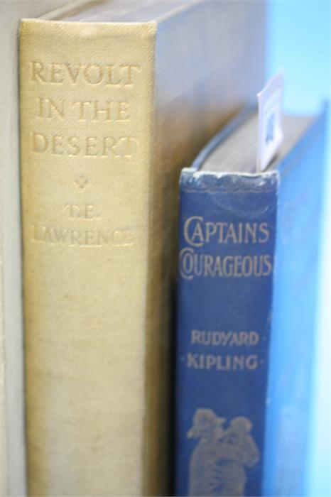 Lot 48 - Three novels by T. E. Lawrence and 'Captains Coura