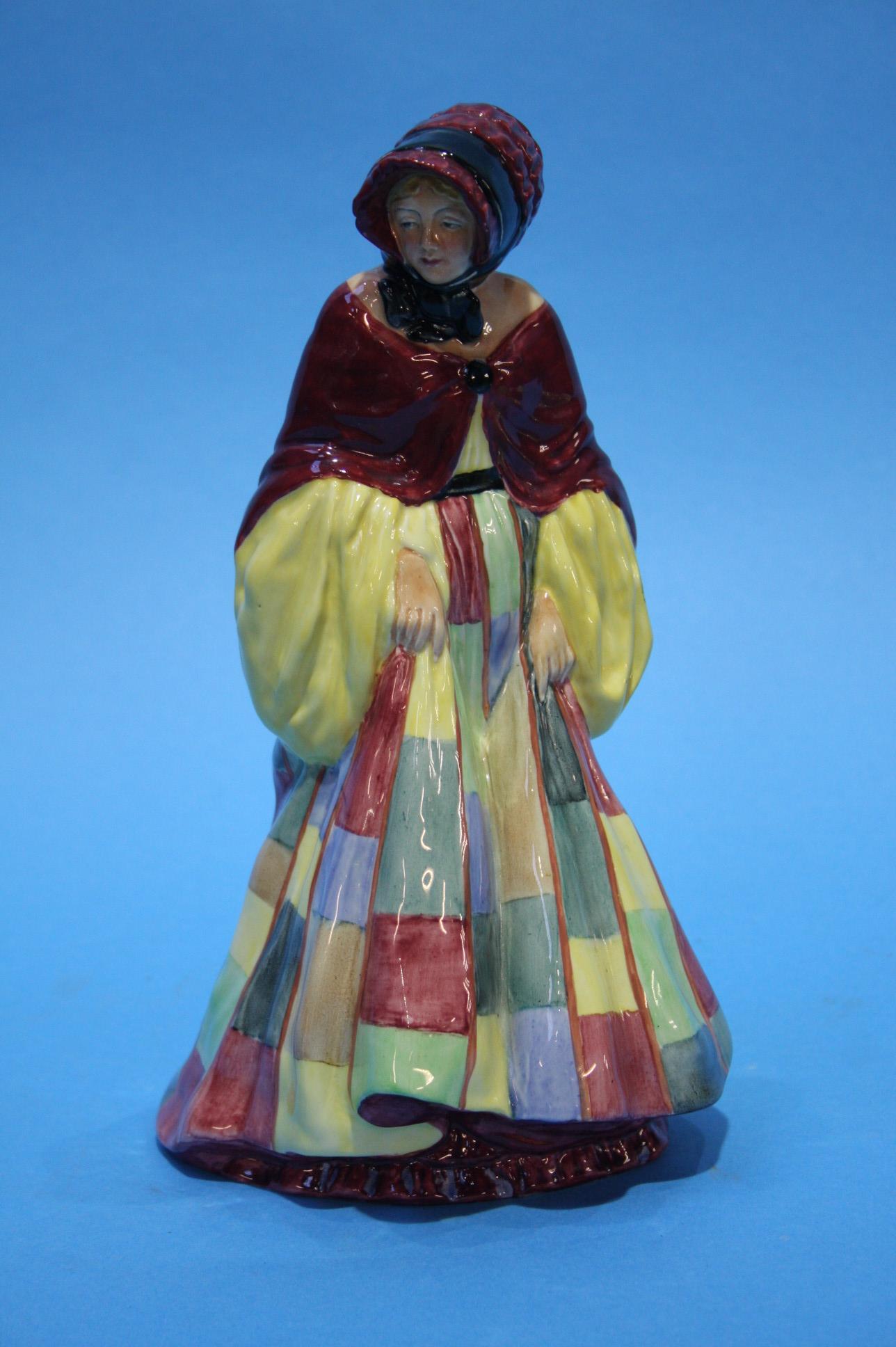 Lot 60 - A Royal Doulton figure 'The Parson's Daughter', HN