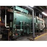 York ParaFlow chiller/heater, unit model YPC ST-SSC-46-C-A, s/n YKAM895576, max steam supply temp