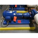 Pentair type 344A-BF centrifugal pump, no. 17-2514724-1, size 2.5 X 3 X 9 with WEG 7.5 hp motor,