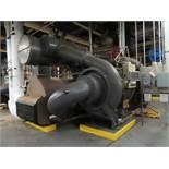 Trane Centravac water chiller, convertion model CVHB155R00 R123, convertion s/n N12J04458,