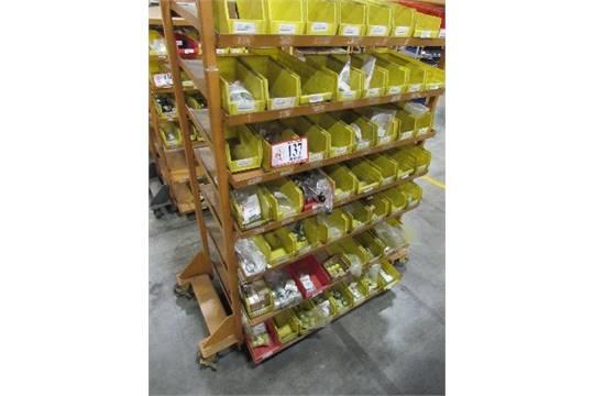 sc 1 st  Bidspotter.com & Contents Parts Rack Valves Hose fittings Etc..
