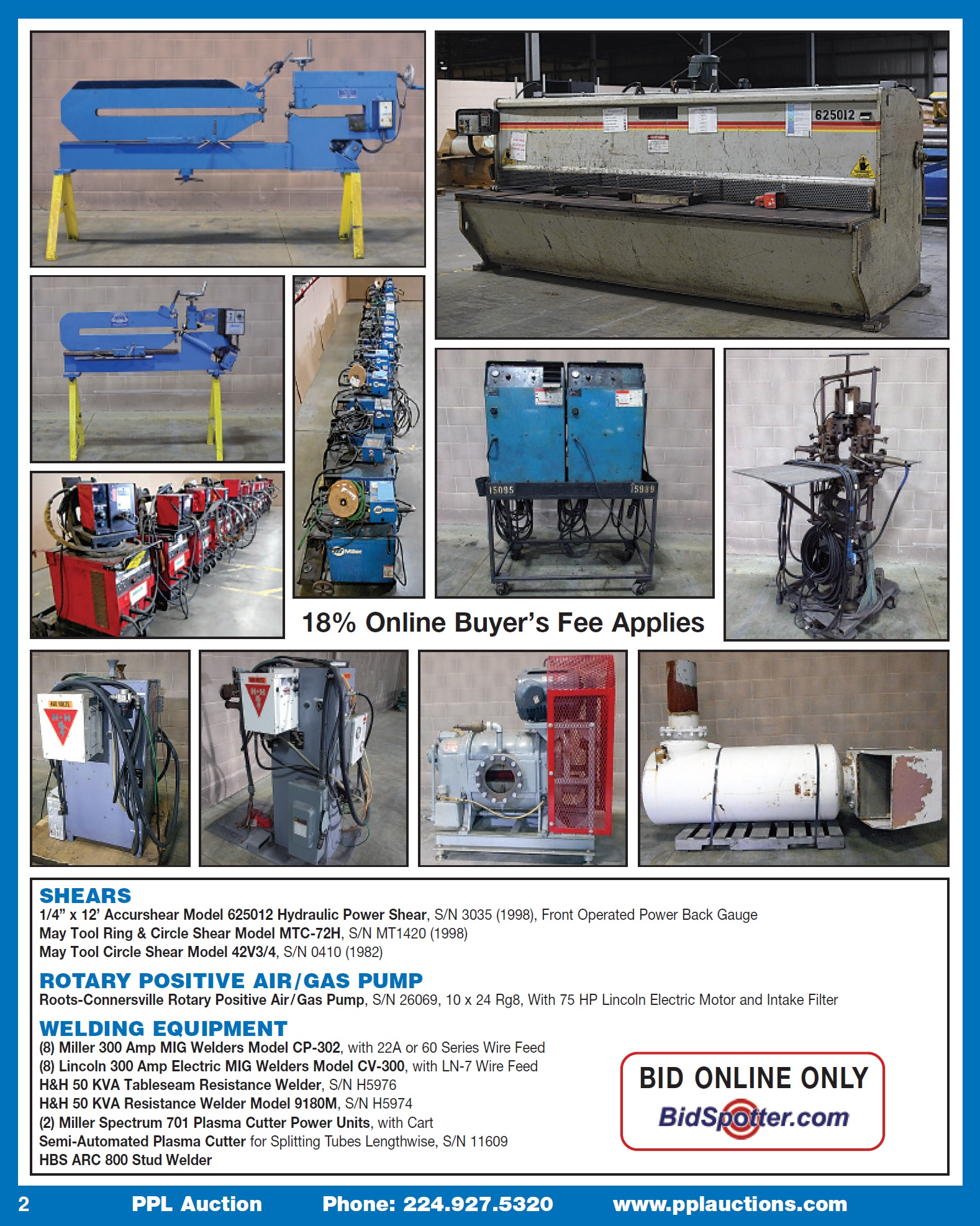 Lot 0 - Nelson Global Products - Surplus Due To Relocation