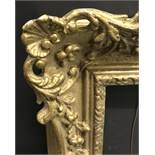 "20th Century English School. A Gilt Composition Frame, with Swept Pierced Centres and Corners, 20"" x"