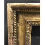 "18th Century English School. A Gilt Composition Hollow Frame, 30"" x 24"" (rebate)."