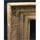 "19th Century French School. A Gilt Composition Frame, 16"" x 12"" (rebate)."