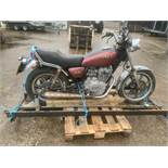 YAMAHA SPECIAL 1981 MOTORCYCLE, 43,000 MILES, UNTESTED, LOGBOOK, 650CC, DELIVERY ANYWHERE UK £150
