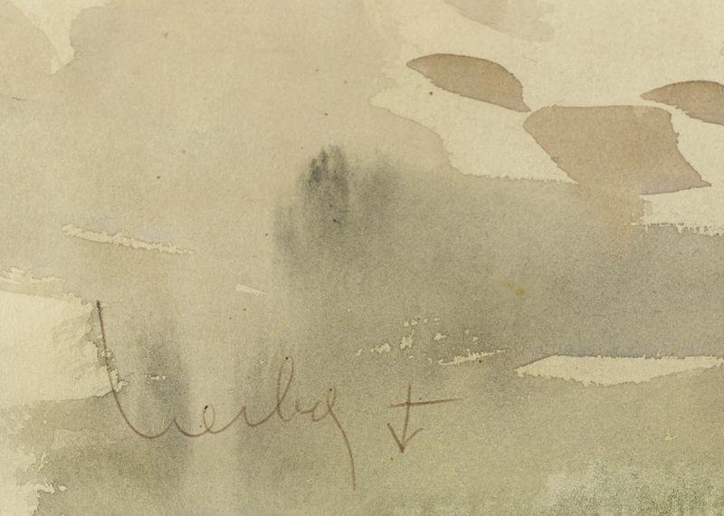 Lot 12 - Fernand HERBO (1905- 1995) - Voiliers et bateaux de pêches - Aquarelle signée en [...]