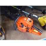 BMC 20'' petrol powered chainsaw