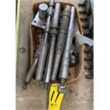 ASSORTED SHAFTS AND SPACERS