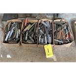 (4) BOXES OF TOOL STEEL