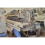 2002 Comandulli, Mdl: Omega 100 DX 8+4 Stone Edge Machine, S/N: 03902, 480 Voltage, 3 Phase