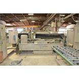 2001 CMS, Mdl: Junior Stone CNC Machine, S/N: T1211, 3 Phase