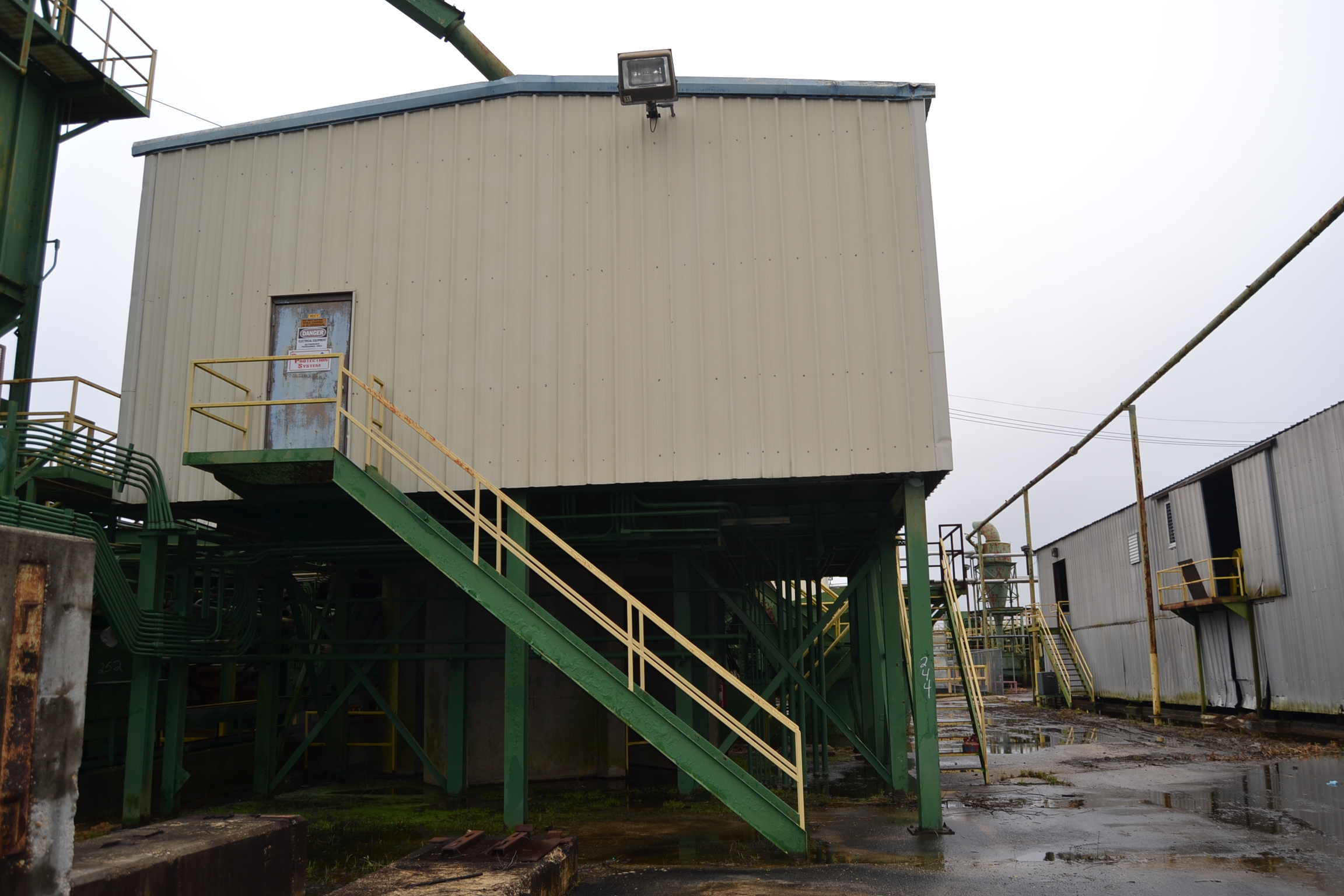 Lot 244 - 30' X 40' PREFAB CHIPPER BUILDING