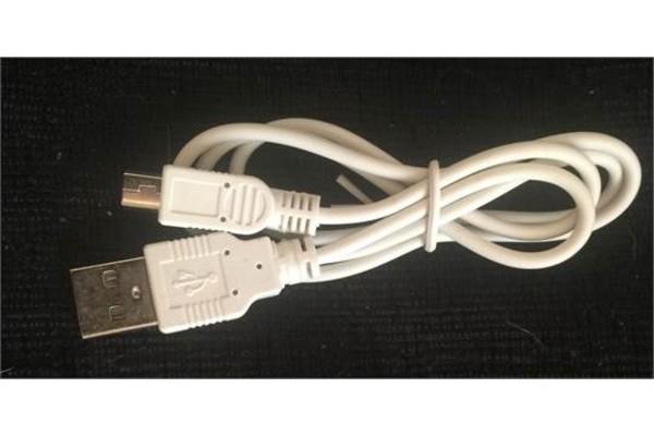 Lot 7 - 5000 USB TO MINI USB WIRE SETS