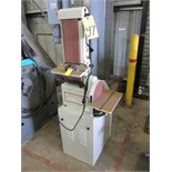 "VERTICAL SANDER, ROCKFORD, 6"" belt, 10"" disc"