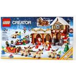 LEGO CREATOR: A Lego Creator 10245 set 'Santa's Workshop'. Factory sealed, unopened, original box.