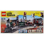 LEGO LONE RANGER: An original Lego Lone Ranger series 79111 boxed set ' Constitution Train Chase .