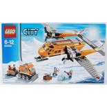 LEGO CITY: An unused / sealed Lego City set 60064 Arctic Supply Plane. Unused.