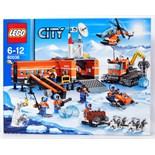 LEGO CITY: A Lego City series set 60036 ' Arctic Base Camp .' Sealed, unused.