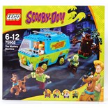 LEGO SCOOBY-DOO: Lego set 75902 Scooby Doo 'The Mystery Machine'.