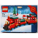 LEGO CHRISTMAS: A Lego 'Christmas Train' set 40138.