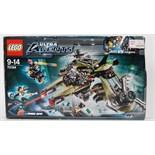 LEGO ULTRA AGENTS: Lego Ultra Agents set 70164 'Hurricane Heist'.