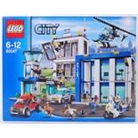 LEGO CITY: Lego City 60047 ' Police Station ,' sealed, unused, within the original box. As new.