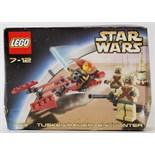LEGO STAR WARS: Lego Star Wars 7113 set 'Tusken Raider Encounter'.