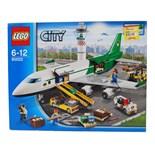 LEGO CITY: Lego City set 60022 Cargo Plane. Factory sealed, unused, within the original box.