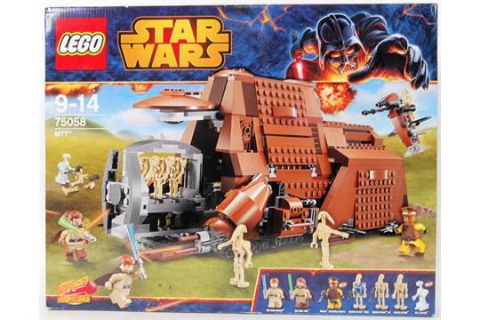 LEGO STAR WARS: An original Lego Star Wars set 75058 MTT
