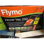Flymo Hover vac 250, tested working and boxed, RRP œ75