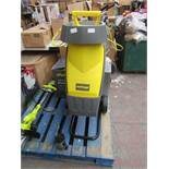 Challenge 2400w Impact grarden Shredder, tested working with box, RRP £100