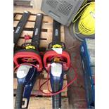 Spear and Jackson Electric Hedge trimmer, tested working