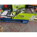 Ryobi 450w Electric hedge trimmer, unable to test as the cable has been cut part way through, should
