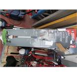 Spear and Jackson 18v Cordless grass strimmer, tested working with battery and Charger, boxed, RRP