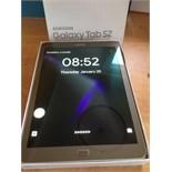 SAMSUNG GALAXY TAB S2 32GB BOX & PLUG NO LEAD