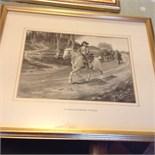 CIRCLE OF SIR ALFRED JAMES MUNNINGS, BEARS SIGNATURE & DATED 98