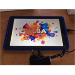 ALBA AC101CPLV2 WITH SILICONE CASE & CHARGER